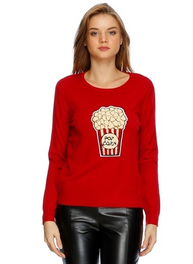 Compania Fantastica Sweatshirt Kırmızı